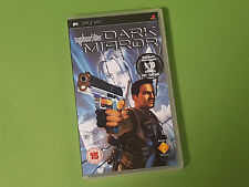 Syphon Filter Dark Mirror Sony PlayStation Portable PSP Game - SCEE