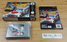 Nintendo 64 N64 MRC Multi Racing Championship PAL