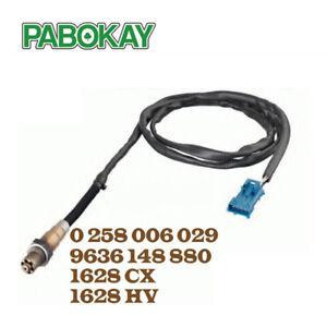 Oxygen O2 Lambda Sensor for Peugeot 206 307 607 806 1628HV 1628CX 0258006029
