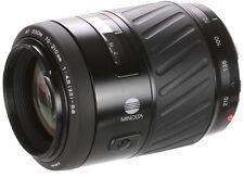 Minolta zoom 70-210 mm 4.5-5.6 Lens Minolta A-mount Sony Alpha  (Réf#R-034)