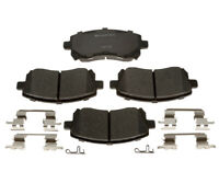 Disc Brake Pad Set-Turbo Front Raybestos MGD721CH