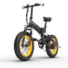 Bicicletta elettrica 1000W 48V Pieghevole LANKELEISI X3000 PLUS Fat Tire