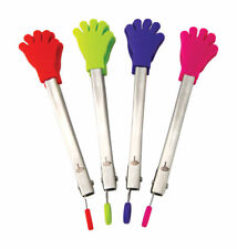 Zeal  Locking Tongs  Silicone  Assorted Colors
