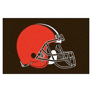 """Fanmats NFL Cleveland Browns Rookie Mat Area Rug Bath Mat 20""""x 30"""""""