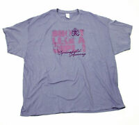 Springfield Armory Shoot Like a Girl Womens Blue 3XL
