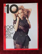 10 Ten Magazine ~ #28 Fall 2008 ~ Eva Herzigova Cedrik Buche