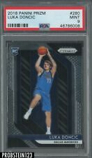 2018 Panini Prizm #280 Luka Doncic RC Rookie Mavericks PSA 9 MINT