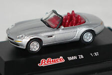 BMW Z8 silber 1:87 Schuco neu + OVP 25111