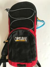 Camelbak Lobo Sports Hydration Pack Red Black w/ 70oz Bladder