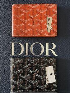 Goyard Victoire slot companion wallet