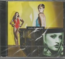 MOBY - Last night - CD 2008 SEALED SIGILLATO