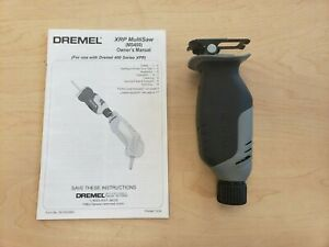 Dremel XRP Multisaw MS400 Attachement * Pre-owned* FREE SHIPPING
