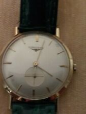 14 k gold Longines  vintage watch