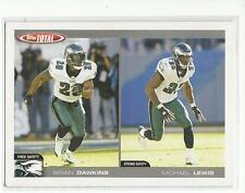 BRIAN DAWKINS 2004 Topps Total card #274 Philadelphia Eagles Football NR MT