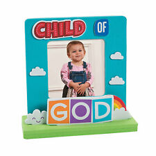 3D Child Of God Picture Frame Craft Kit - Craft Kits - 12 Pieces