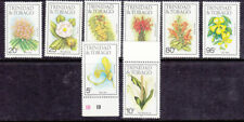 Trinidad and Tobago 1983 Flowers part set MNH