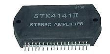Sanyo Verstärker IC STK4141II Stereo Power Audio Amp
