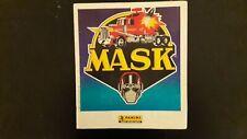 """Très rare album vintage Panini """"Mask"""" de 1986"""