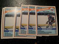 1984-85 OPC NEW YORK ISLANDERS Select from LIST NHL HOCKEY CARDS O-PEE-CHEE