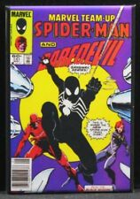 "Marvel Team Up #141 Comic Book Cover 2"" X 3"" Fridge Magnet. Spider-Man"