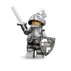 LEGO CMF Heroic Knight 71000 Minifigure Series 9 SEALED
