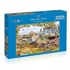 Gibsons Pick Your Own Jigsaw Puzzle (2000 Pieces)