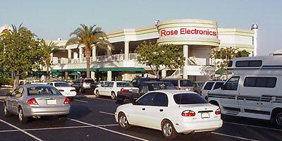 Rose Electronics Inc