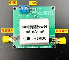 TIA Transimpedance Weak Current Measurement Module IV Conversion Preamplifier