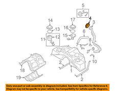 NISSAN OEM Fuel System-Filler Pipe Grommet 17240AN000