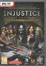 Injustice: Gods Among us - Ultimate Edition (PC Nur der Steam Key Download Code)