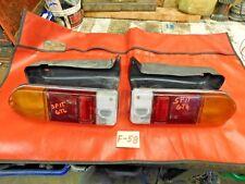 Triumph Spitfire 1500, MK IV,GT MK III, Lucas Tail Lights w/ Rear Covers, !!
