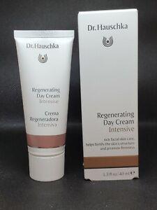Dr. Hauschka Regenerating Day Cream Intensive [1.3 fl oz/ 40 ml] BB 04/22 NIB