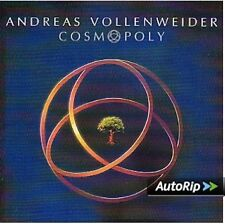 ANDREAS VOLLENWEIDER - COSMOPOLY  CD