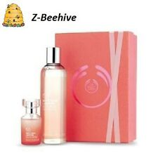 The Body Shop White Musk Libertine Eau de Parfum Spray & Body Wash Set SEALED