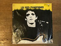 Lou Reed LP in Shrink - Transformer - RCA Victor AFL1-4807 1972