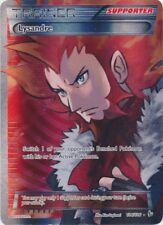 Pokemon: Lysandre - 104/106 - Full Art Ultra Rare - XY Flashfire