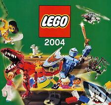 LEGO Catalogue 2004 Jouets catalogue jouets catalog Toys Allemagne Europe