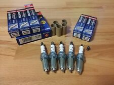 5x Ford Focus 2.5i y2005-2012 = Brisk YS Silver Electrode Upgrade Spark Plugs