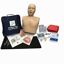 Basic Cpr Training Kit Prestan Ultralite Manikin W Feedback Amp Wnl Aed Essentials