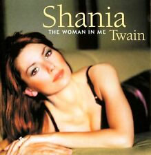 SHANIA TWAIN the woman in me (CD album) EX/EX 170 129-2 country rock pop rock