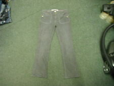 """Gap Stretch Straight Cord Jeans Waist 31"""" Leg 29"""" Faded Brown Ladies Cord Jeans"""