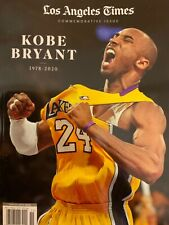 Kobe Bryant. Commemorative Magazine. US Edition.