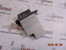 Toyota Avensis Verso heater blower fan resistor relay 499300-2090 used 2004