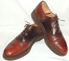 MEN'S COLE HAAN 'DARK BROWN' OXFORDS SIZE 9 B