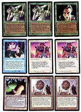 "Magic The Gathering The Dark Set of 9 cards (E Set) ""Flash Sale"""