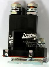 IB80 INSTALL BAY 80-Amp Relay, Battery Isolator