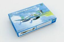Trumpeter 1/48 Westland Whirlwind Classic WWII Fighter # 02890