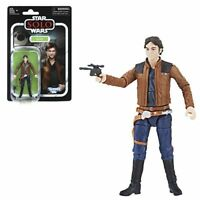 Star Wars The Vintage Collection Han Solo (Solo) 3 3/4-Inch Figure *In Stock