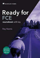 New Ready for FCE: Student's Book + Key, Roy Norris, New Book