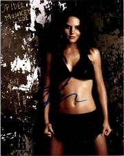 Jennifer Morrison signed 8x10 Photo autographed Nice + COA